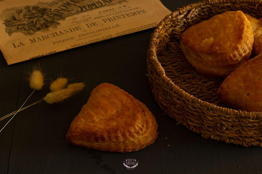chaussons aux pommes cap pâtissier