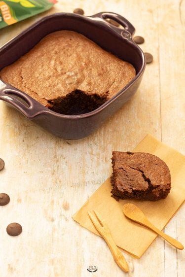 fondant chocolat coco