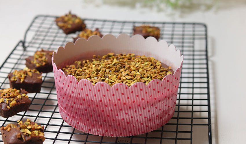 recette facile fondant chocolat pistache