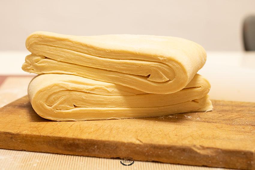 pâte feuilletée rapide felder