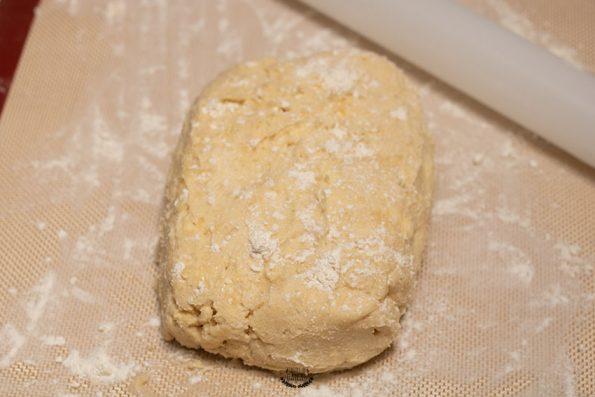 pâton pâte feuilletée rapide