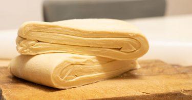 pâte feuilletée rapide de christophe felder