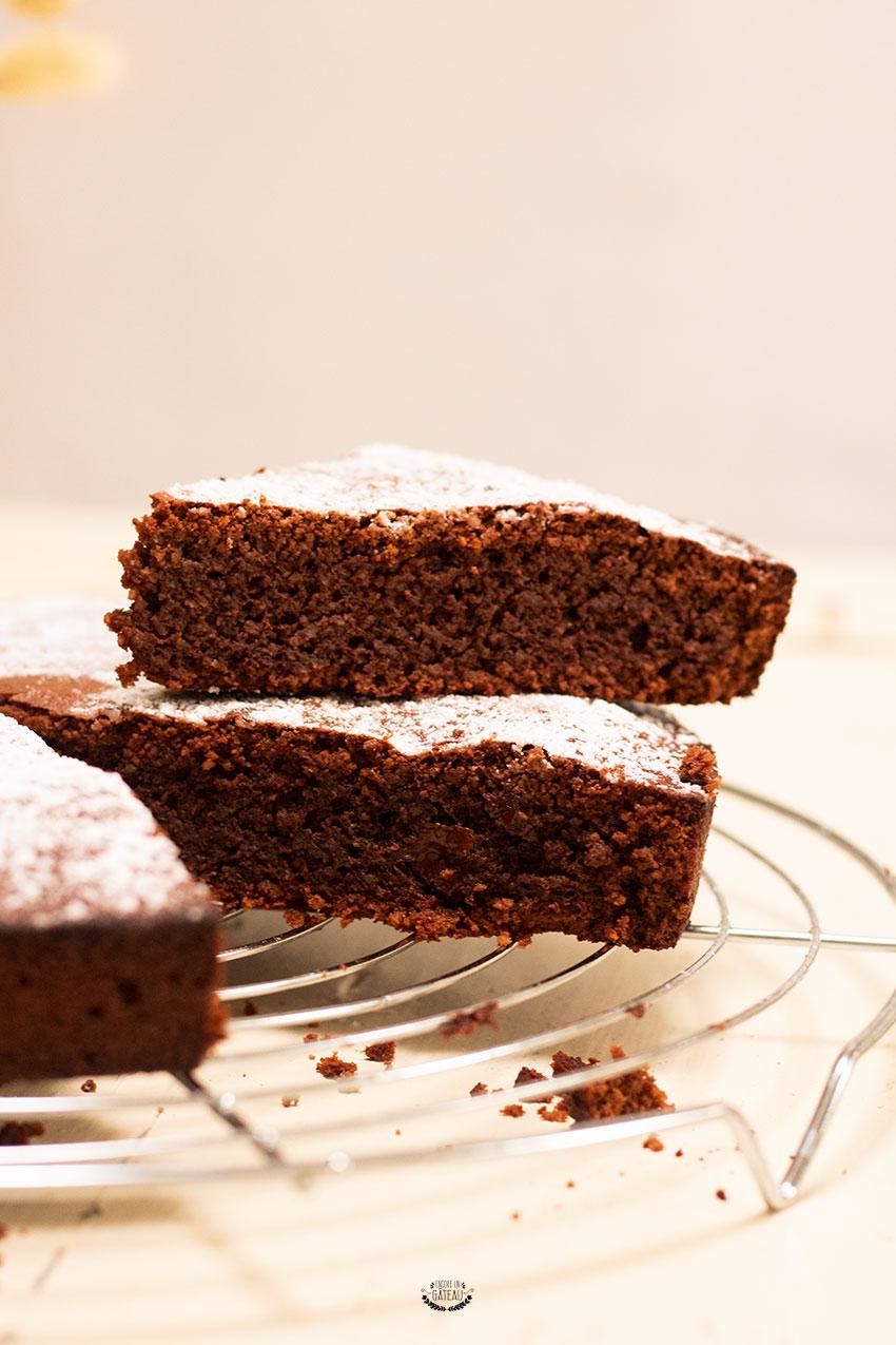 recette facile de la torta caprese