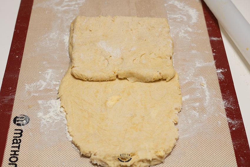 tour simple pâte feuilletée rapide felder