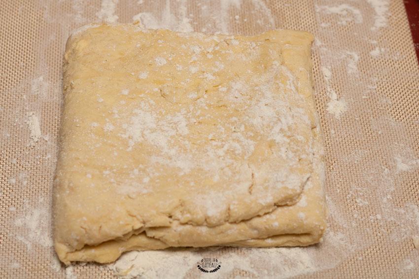 pâton pâte feuilletée rapide felder