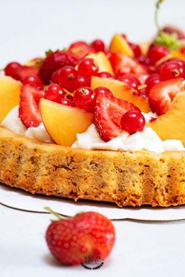 tarte aux fruits frais facile