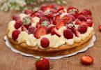 fantastik fraises framboises et fleur d'oranger