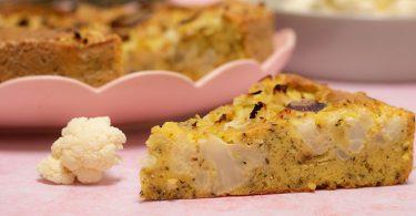 recette facile gâteau de chou fleur