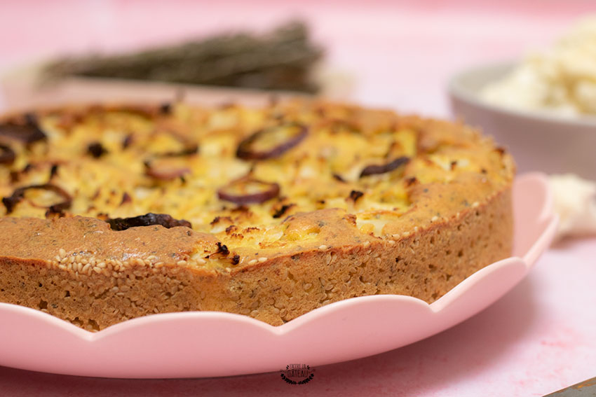 recette gâteau de chou fleur