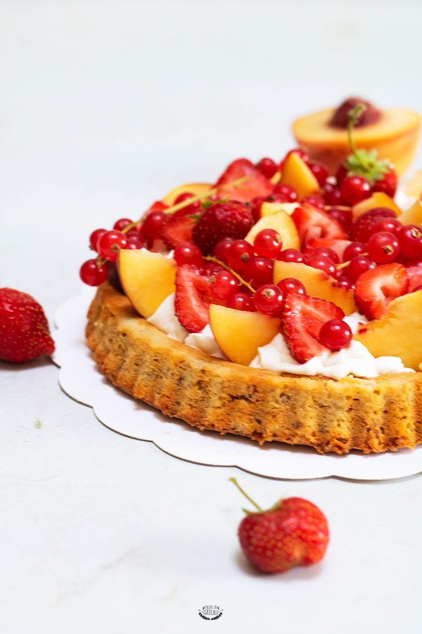 faire une tarte aux fruits frais