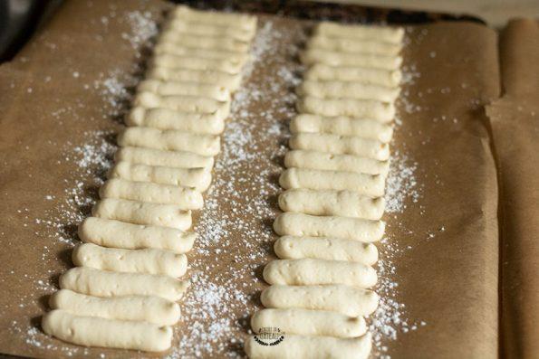 biscuit cuiller avant cuisson