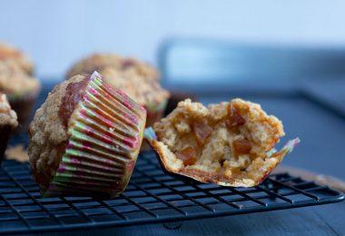 faire des muffins pomme cannelle