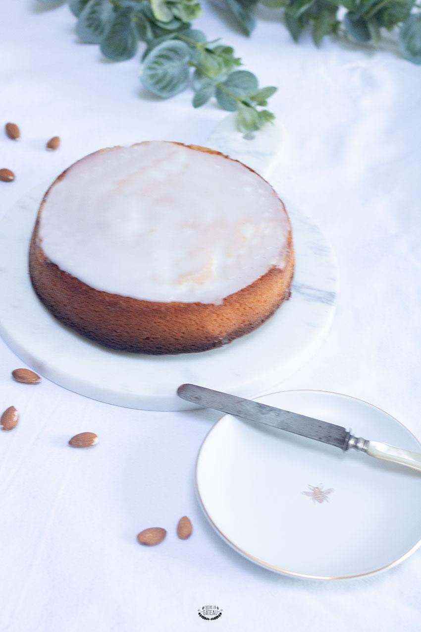 gâteau nantais facile