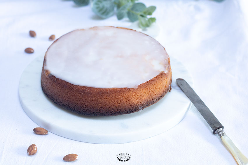 gâteau nantais recette