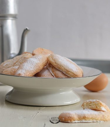 recette biscuit cuiller