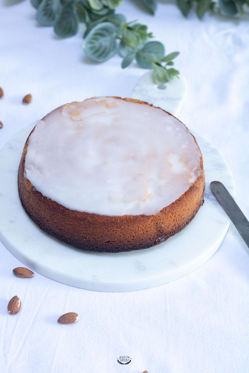 recette gâteau nantais