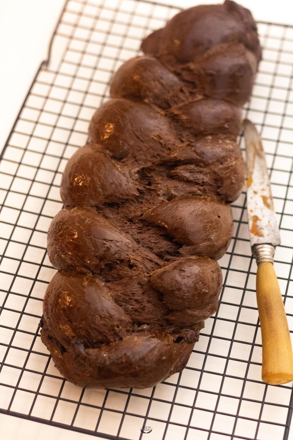 brioche au chocolat recette
