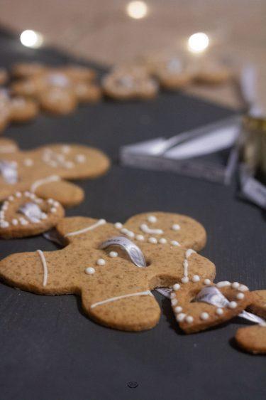 gingerbread recette biscuits noël