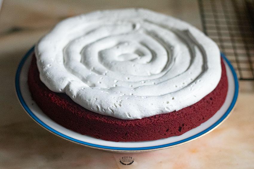 montage red velvet cake