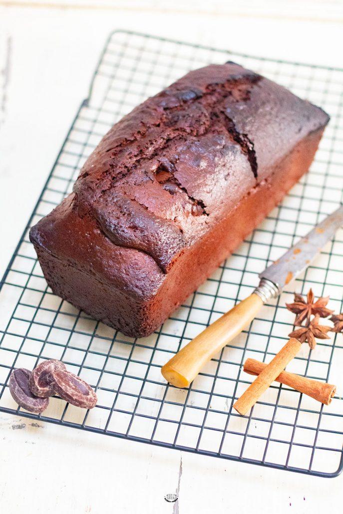 recette facile pain d'épices au chocolat