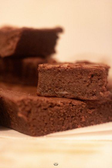 recette fondant chocolat marrons