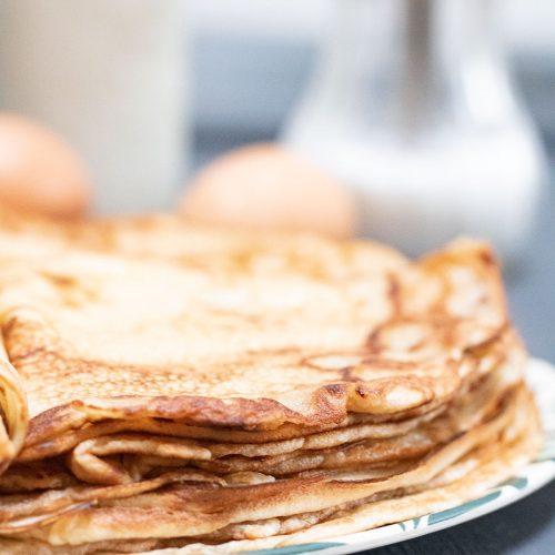 recette de pâte à crêpes