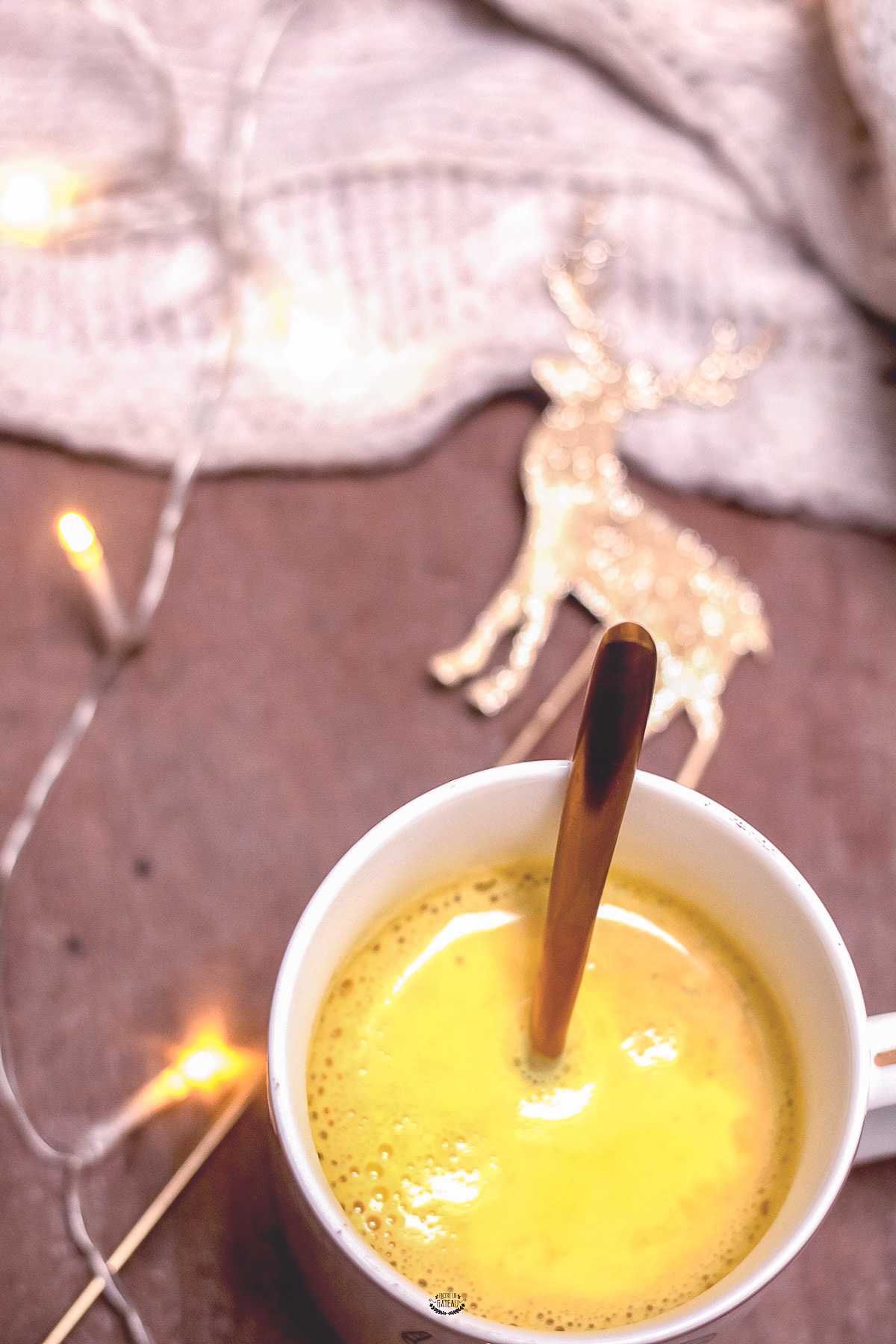 golden latte