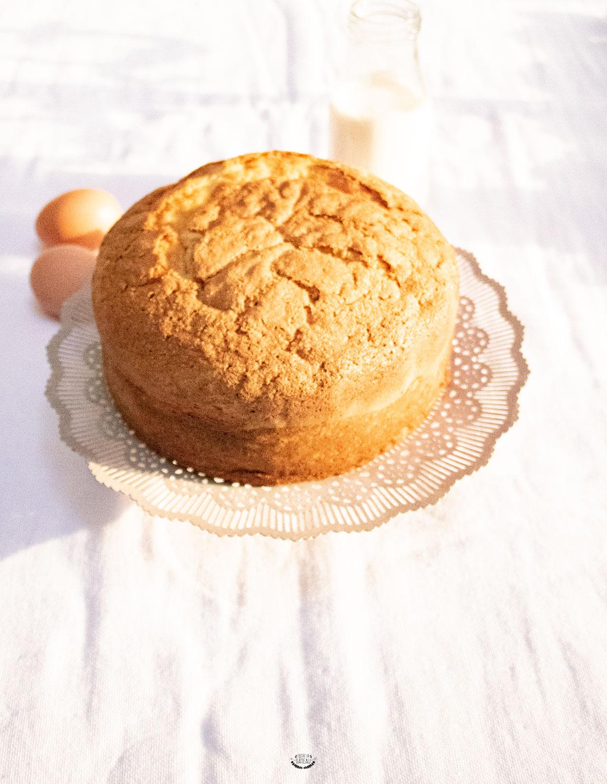 molly cake crème fouettée