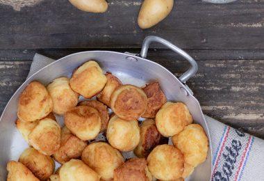 comment faire des pommes dauphines