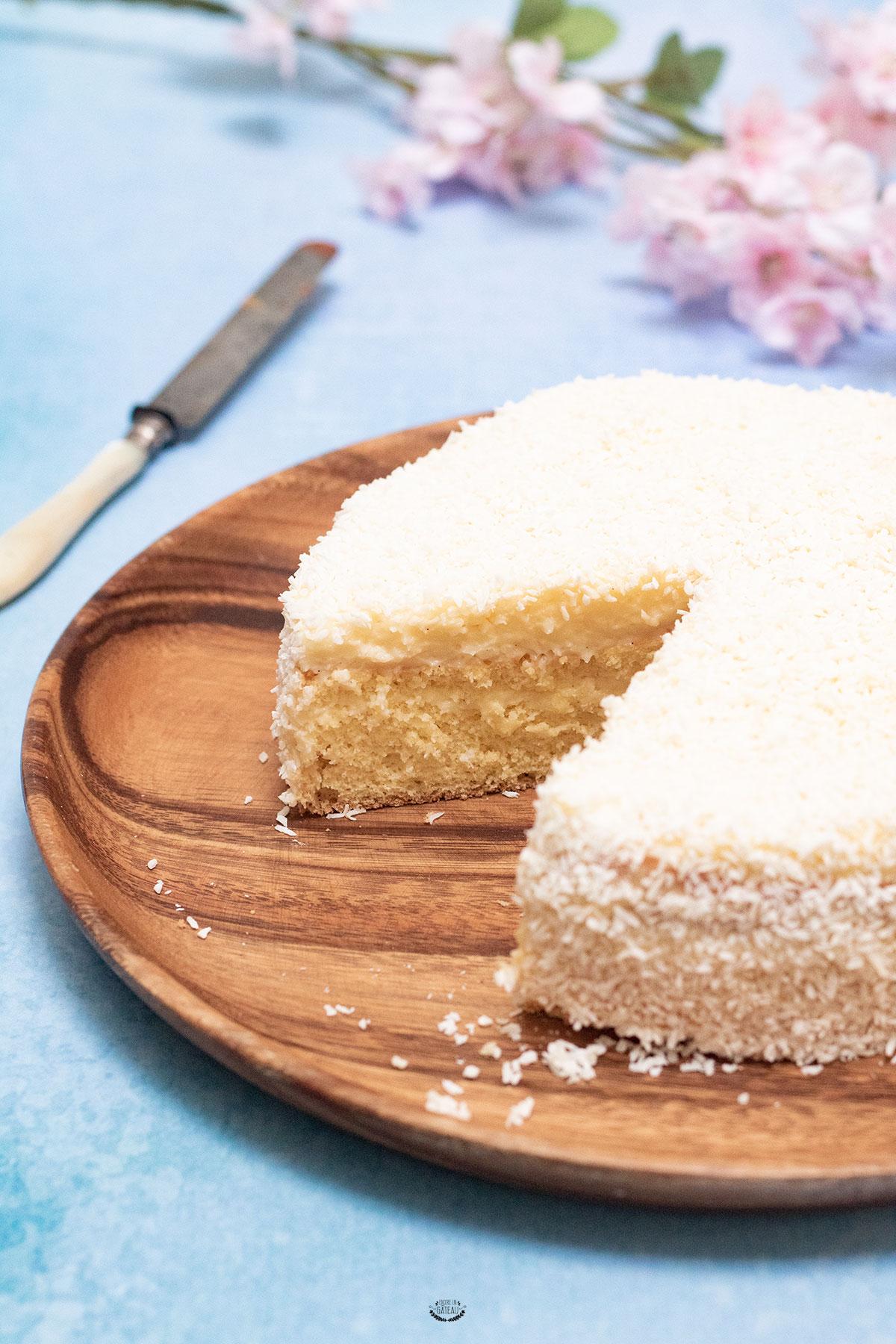 recette mont blanc antillais noix de coco