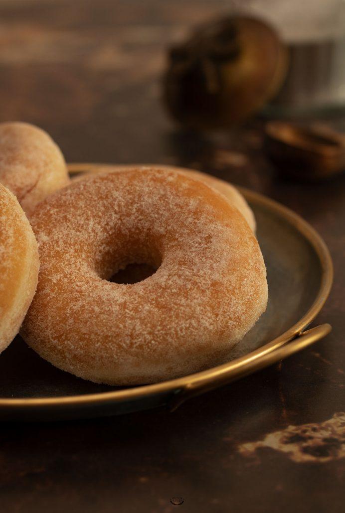 recette de beignets au four