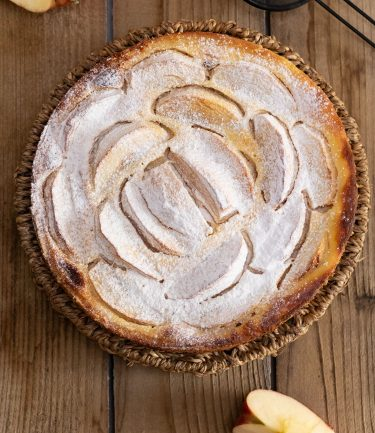 tarte normande ou tarte alsacienne