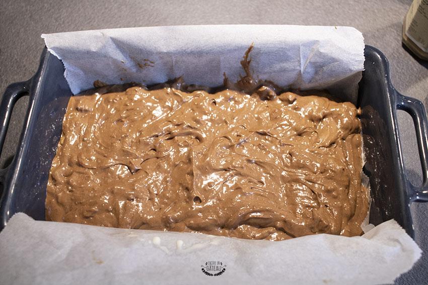 brownie chocolat noisettes