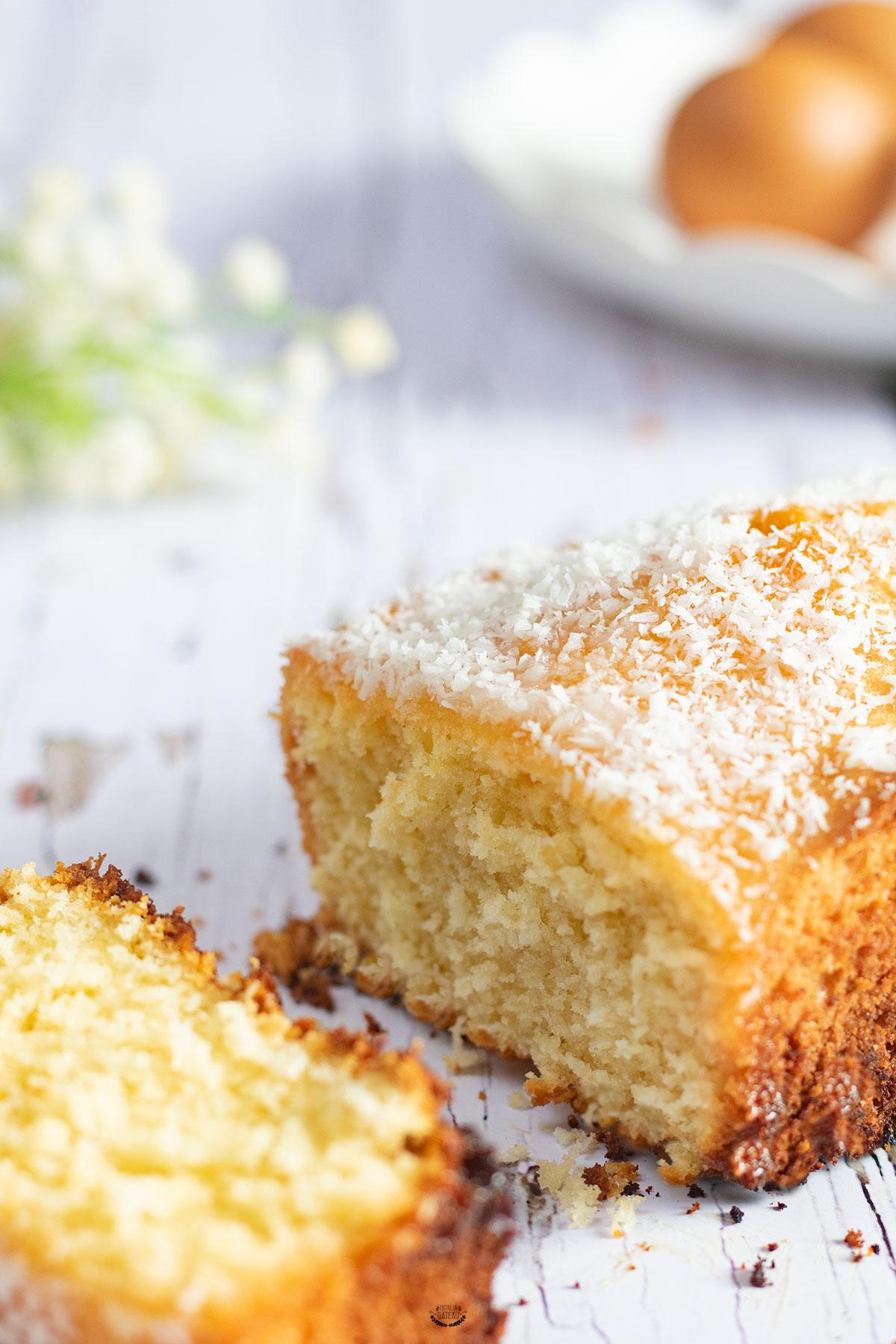 cake coco recette facile
