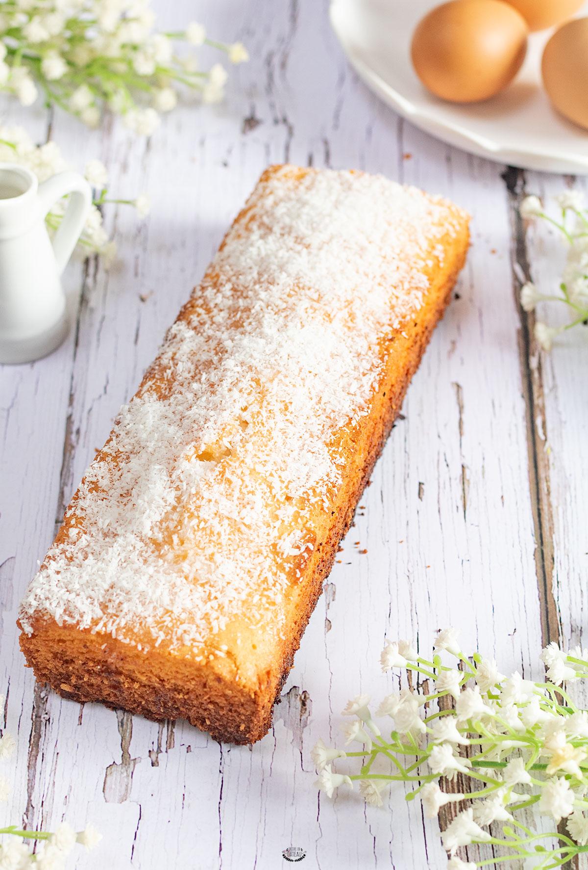 cake noix de coco
