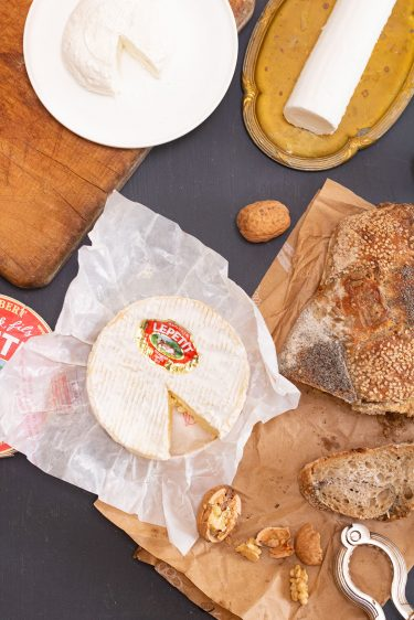 comment composer un plateau de fromages