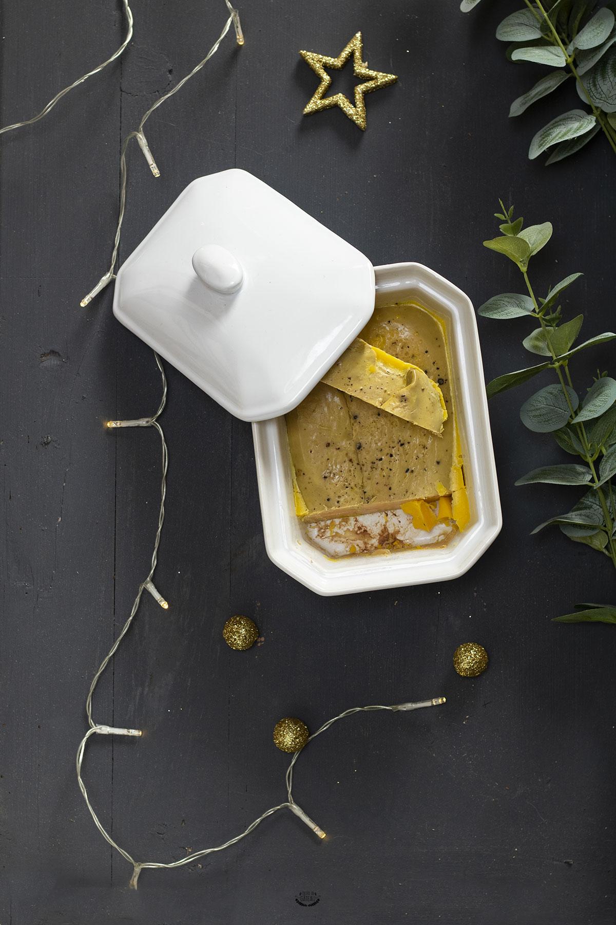 foie gras basse température