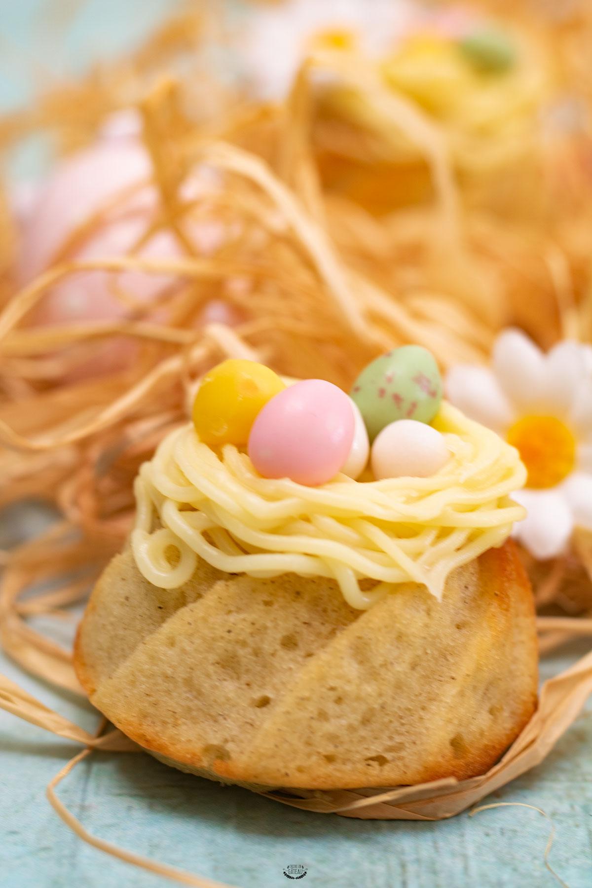 recette nids de pâques