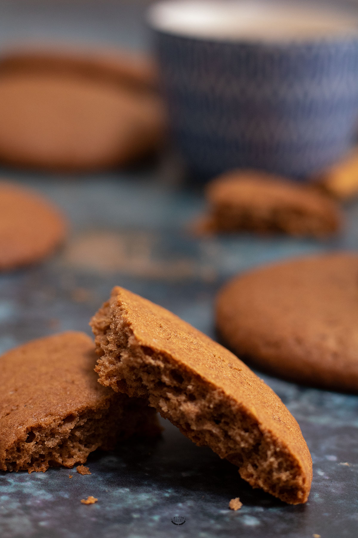 recette biscuits speculoos
