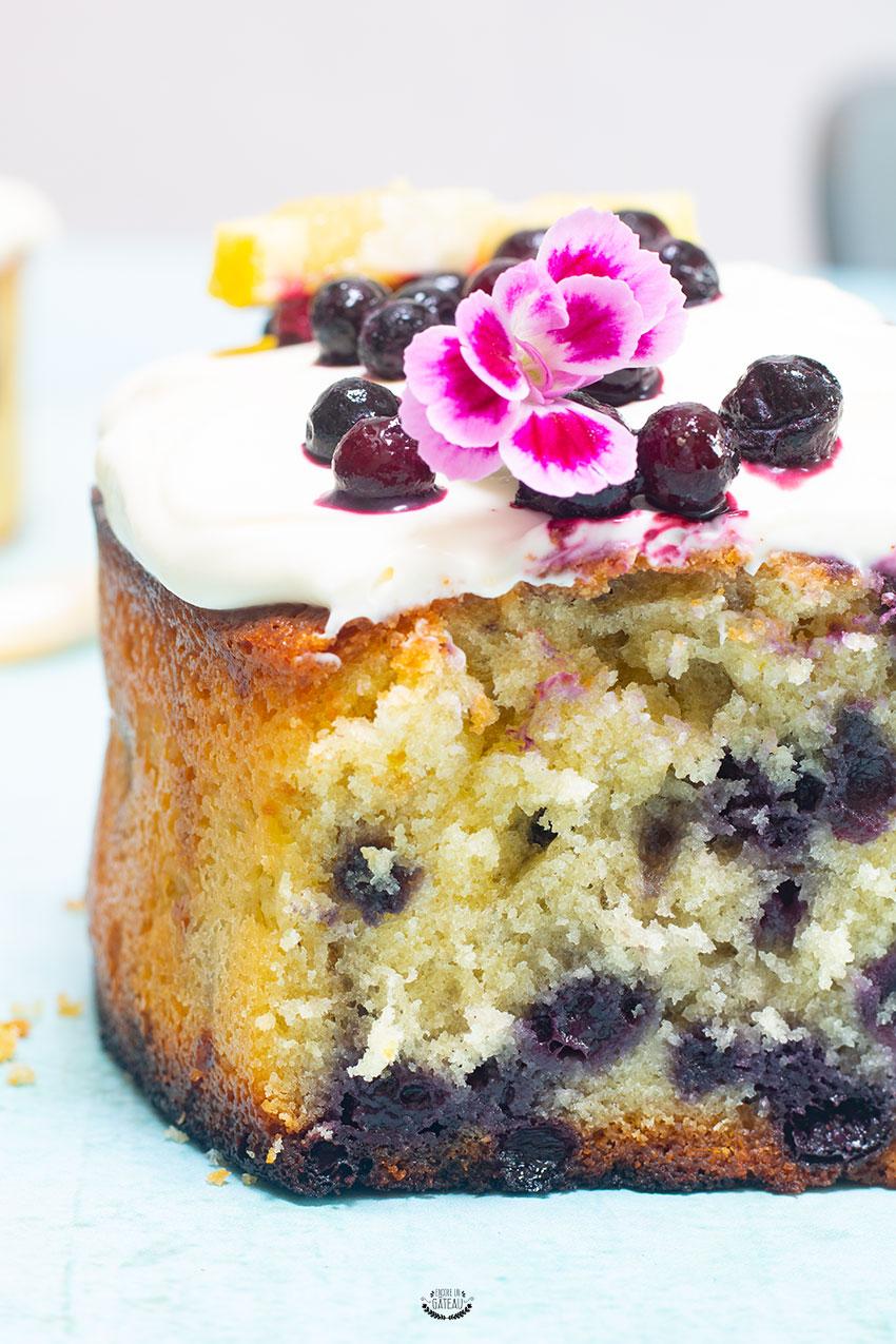cake citron myrtilles omnicuiseur