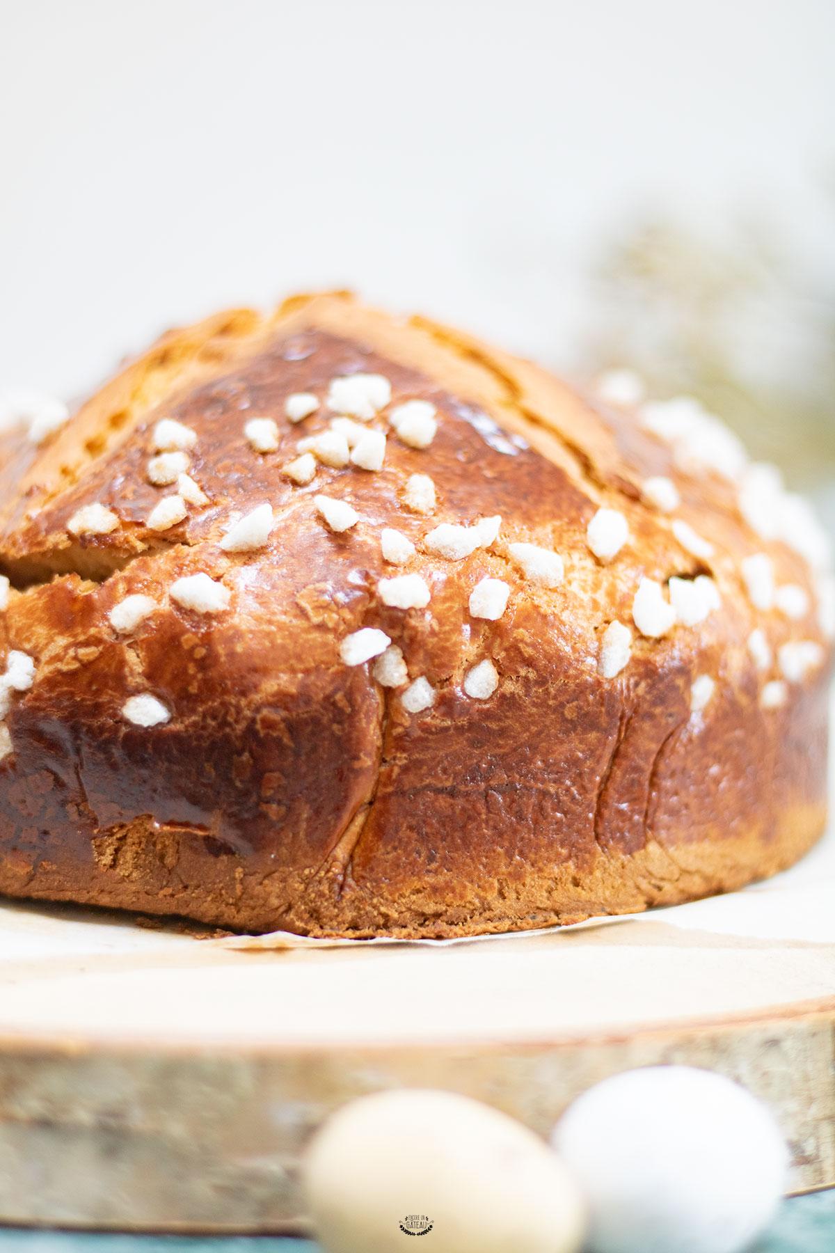 mouna brioche de pâques