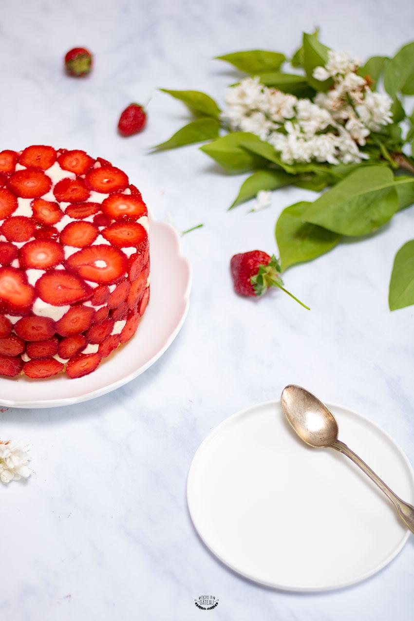 couvreur fraisier recette