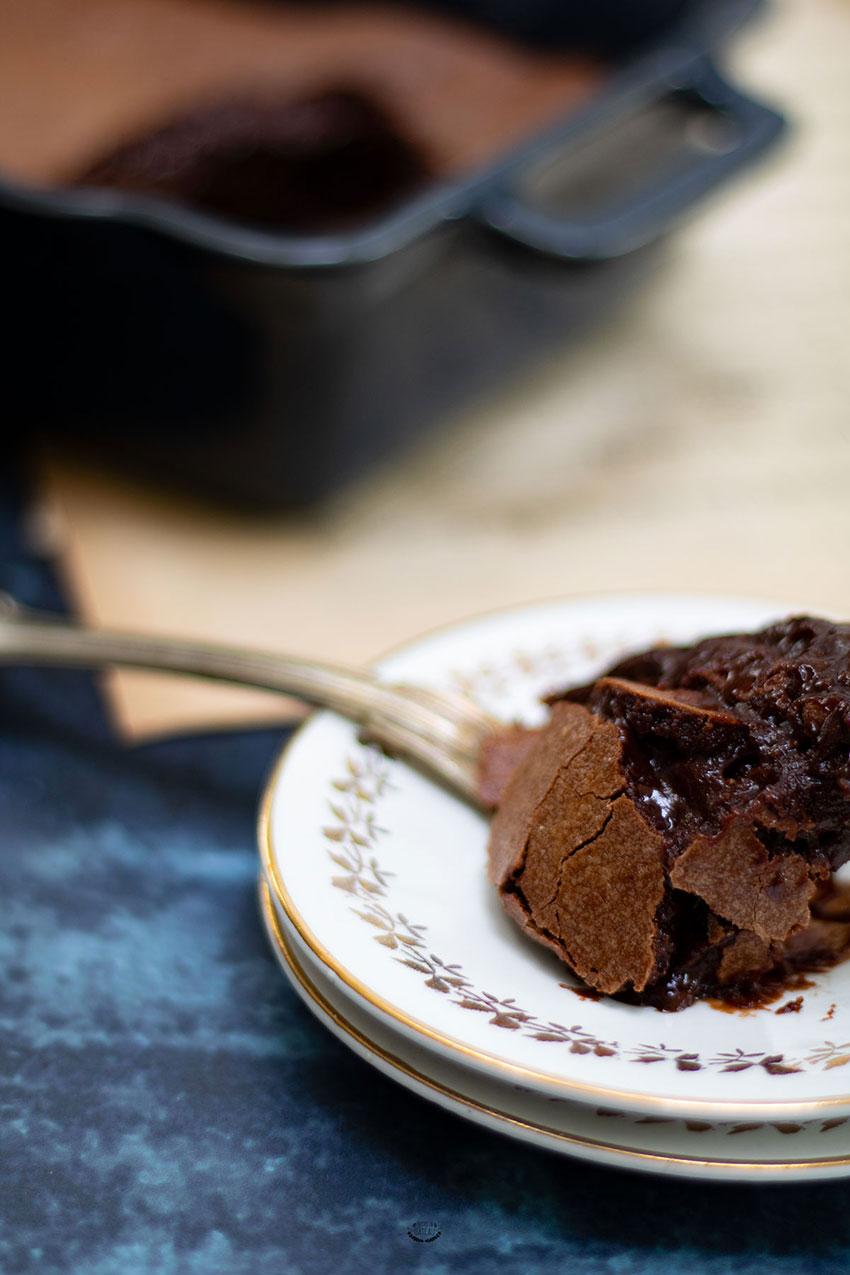 fondant au chocolat chef christophe adam recette