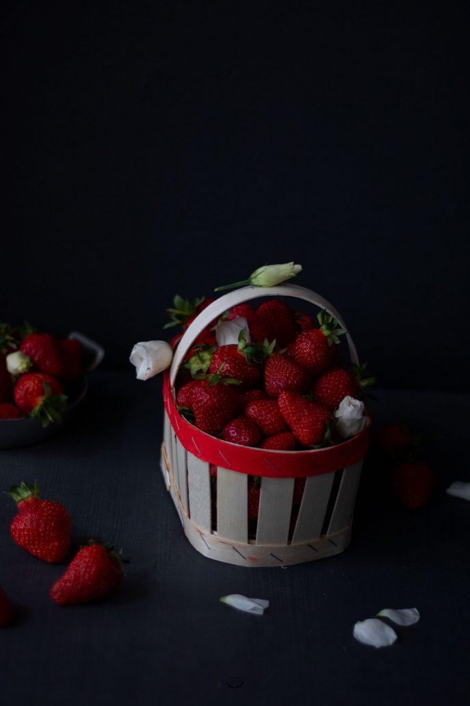 fraises recettes gourmandes