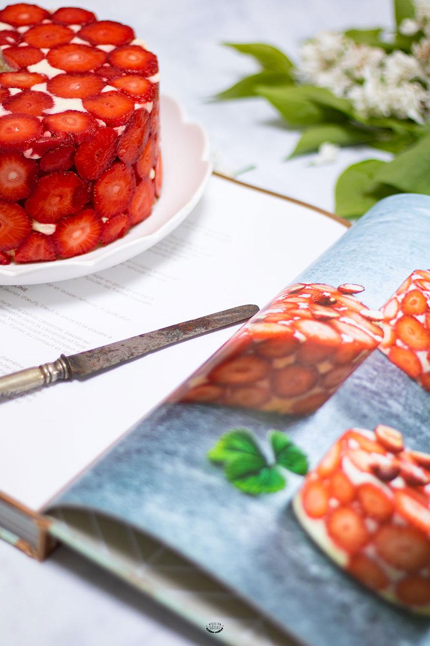 recette du fraisier yann couvreur