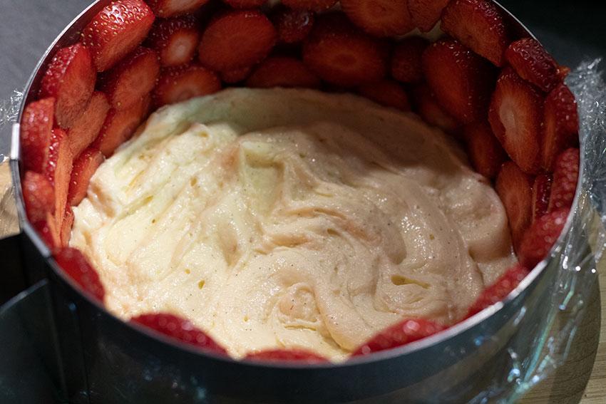 montage fraisier yann couvreur