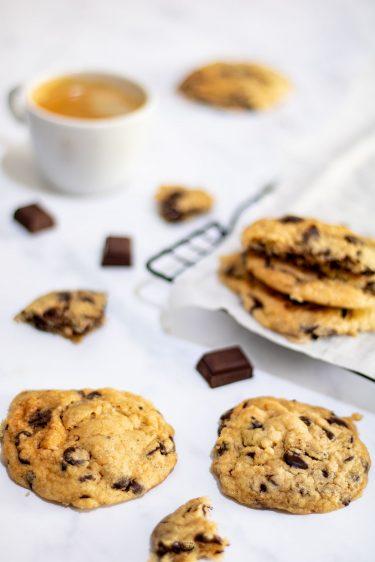 recette cookies laura todd