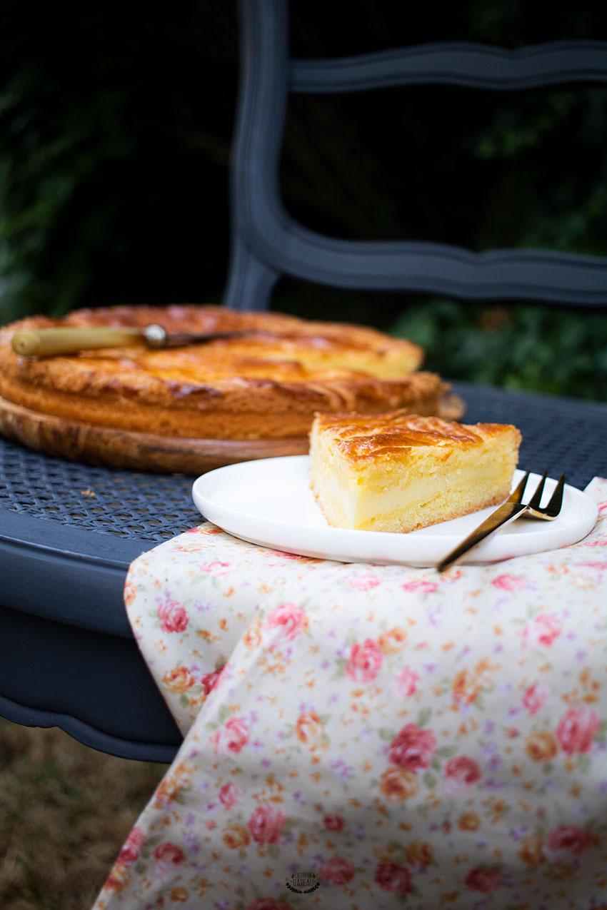 gâteau basque recette pablo gicquel