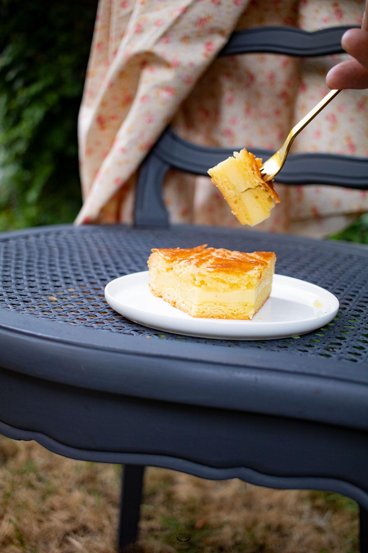 gâteau basque pablo gicquel