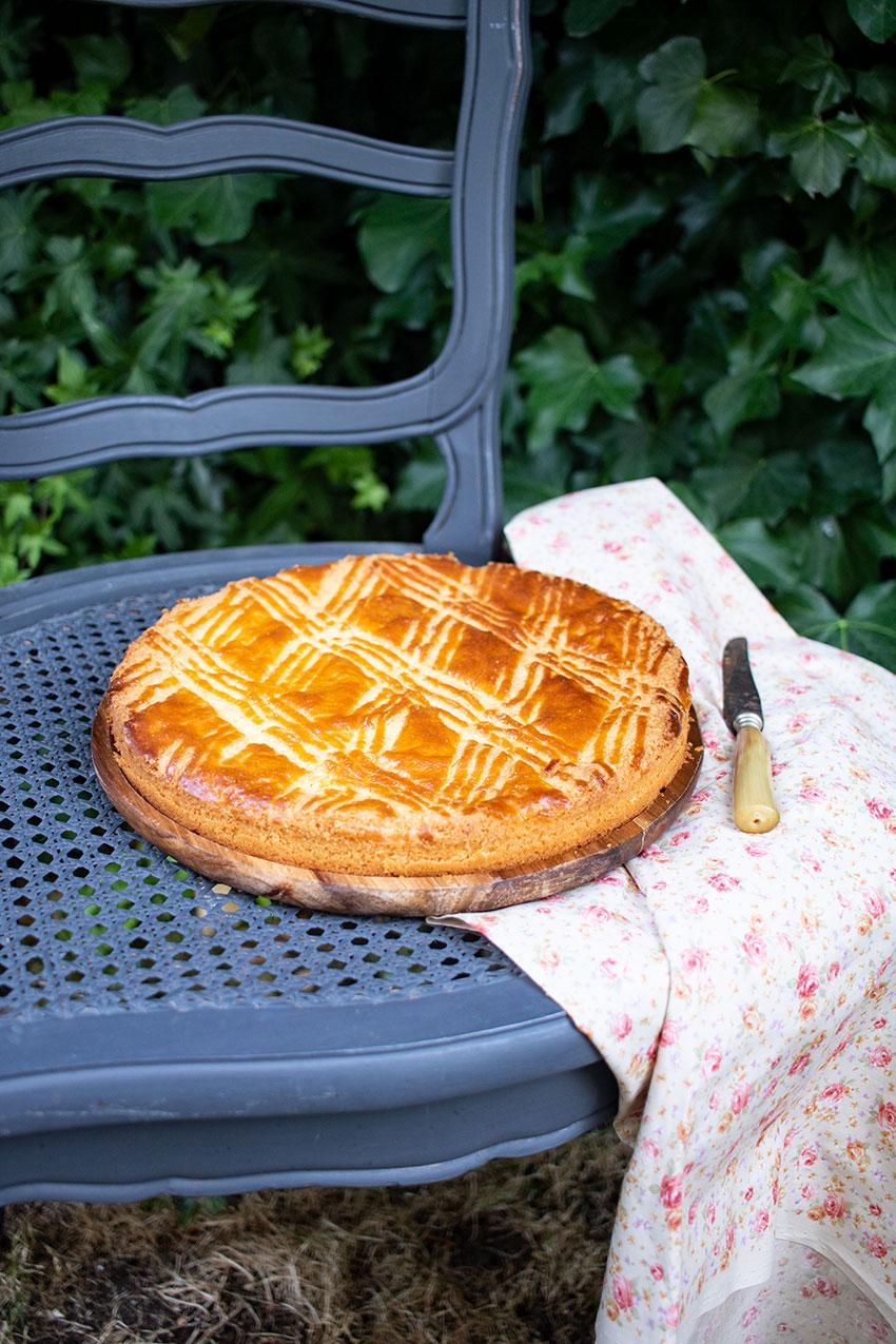 gâteau basque pablo gicquel hôtel crillon